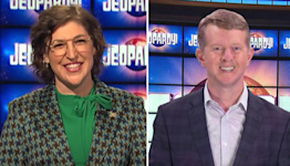 Mayim Bialik, Ken Jennings to Host 'Jeopardy' Through 2021 After Mike Richards' Exit