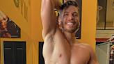 Joseph Baena Showed Off His Leg Day Gains at Gold's Gym Venice Beach
