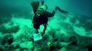 Ancient 'Acropolis of the sea' opens to divers