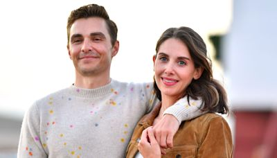 Alison Brie and Dave Franco spent early pandemic days sleeping in and eating too much before finding a routine that helped their relationship thrive