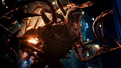 Tom Hardy returns as Spider-Man villain in first 'Venom 2' trailer