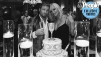 Brian Littrell Celebrates 20 Years of Marriage with Wife Leighanne: 'Amazing Mom, Friend and Lover'