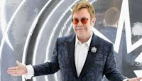 Elton John shows off sons' incredible playroom as he marks special occasion