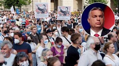 匈牙利國會無視萬人示威反對復旦大學建校 表決通過捐出四塊官地 | 蘋果新聞網 | 蘋果日報