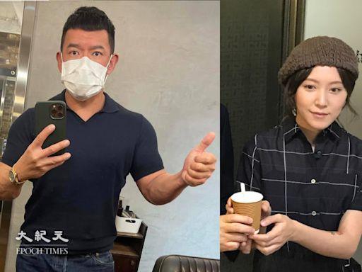 杜汶澤居家健身 蔣雅文關店在家 籲台灣人齊心抗疫