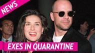 United! Demi Moore Calls Ex-Husband Bruce Willis' Wife Emma Her 'Sister'