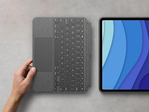 羅技於嘖嘖推出具注音印字的 iPad Pro 11 吋通用鍵盤保護殼 Logitech Combo Touch ,早鳥 69 折 - Cool3c