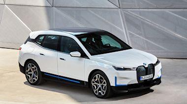 BMW iX導入雙車型316萬元起正式預售!首批配額300輛接單已逾半