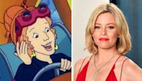 Elizabeth Banks Set to Play Ms. Frizzle in Live-Action Adaptation of 'Magic School Bus' | THR News