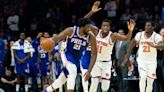 Embiid Cleared for Action vs. Knicks