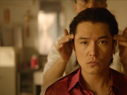 《當男人戀愛時》首曝光漏網片段 「阿成油頭怎麼來」