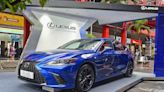 全新小改款Lexus ES售價171萬元起上市!外觀設計、內裝配備升級再添質感