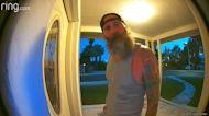 WATCH FULL | Man heard saying he wants to 'rape, kill' woman in Las Vegas Ring camera