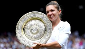 Simona Halep: 5 Things To Know About Tennis Star Who Beat Serena Williams In Wimbledon Final