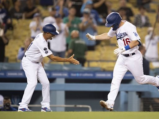 Home runs by Will Smith and Chris Taylor power Dodgers past Phillies