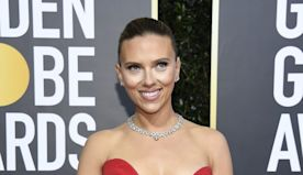 Scarlett Johansson wore this $8 hydrating serum to the Golden Globes