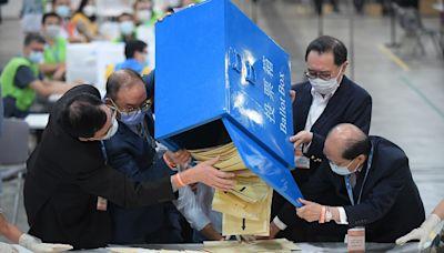 選委會選舉點票慢 報告指多個程序出錯