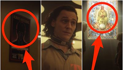 18 details you missed in 'Loki'