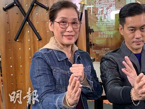 陳國坤感激周星馳提攜 8年拍兩部戲比別人拍30套有用 (20:20) - 20210422 - SHOWBIZ - 明報OL網