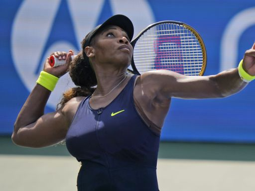 Serena Williams signs programming deal with Amazon Studios