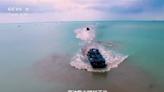 武統台灣利器?號稱能快速搶灘的解放軍05式兩棲戰車屢被曝光