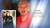 Darth Vader actor David Prowse dead at 85