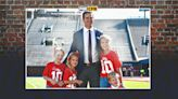 Manning family celebrates its Ole Miss legacy with Eli's jersey retirement