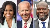 The Obamas, Shaq, J-Lo, Biden and Others Set for TV Special Promoting COVID Vaccines