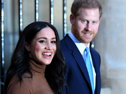 Online Hate Targeting Prince Harry, Meghan Markle Comes From Small Number Of Users, New Report Says