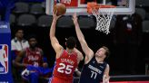 Trade suggests Sixers move Ben Simmons to Mavs for Kristaps Porzingis