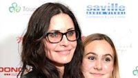Courteney Cox and Daughter Coco Arquette's Epic Dance Routine Is A Major Friends Flashback
