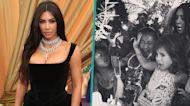 Kim Kardashian Shares Hilarious Photo Of Penelope Disick & North West To Sum Up 2020