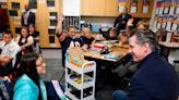 Watch: Gov. Gavin Newsom announces school reopening plan in Elk Grove