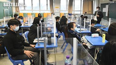 全港學校5.24恢復半日面授課 教育局:不可安排全日課堂 | 社會事