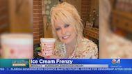 Trending; Dolly Parton Ice Cream