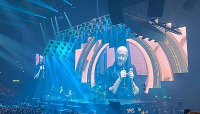 Genesis 'Turn It on Again' at Emotional Reunion Tour Launch in Birmingham
