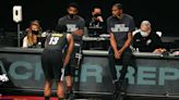 Nets update James Harden, Kyrie Irving injury status for Game 5