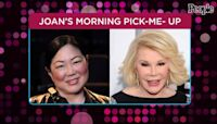 Margaret Cho Says Joan Rivers Would Drink Chardonnay Out of Her Starbucks Cup on Fashion Police