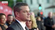 Matt Damon Shares Personal COVID-19 Vaccine Hesitancy   THR News