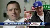 Family of man shot by police after crime spree says 'demons caught up to him'