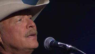 Alan Jackson Lays Down Emotional 'Where Were You' for 'National Memorial Day Concert' [Watch]