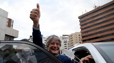 Ecuador looks to runoff vote for president in April