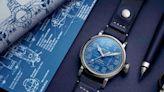 【錶壇焦點】航空領域的全新藍圖!ZENITH推出Pilot TYPE 20 Blueprint腕錶