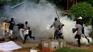 Nigeria: Police fire tear gas in 'Democracy Day' protests