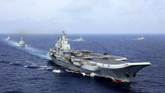 China's Naval Future: 6 Aircraft Carriers?
