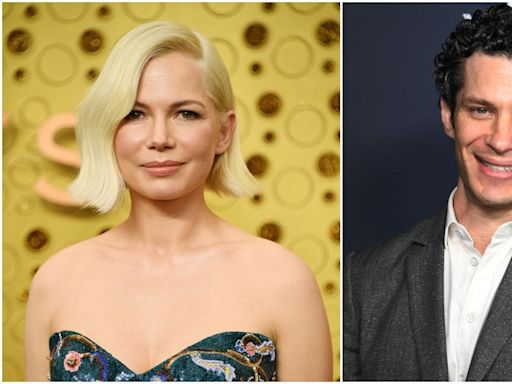 Michelle Williams Is Engaged and Expecting First Child With 'Hamilton' Director Thomas Kail