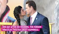John Cena Marries Shay Shariatzadeh in Secret Florida Ceremony