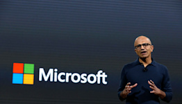 Microsoft smashes earnings expectations with strong cloud performance