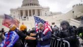 Former police officer who climbed over fences to get into Capitol during riot claims he was there to see art