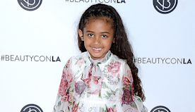 Chris Brown's Daughter Royalty, 5, Loses Her 1st Tooth & The Pics Are Super Cute